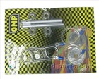 Racing bonnet pin set - type OMP