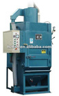 Tracked automatic sandblast machine
