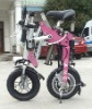 Magnesium alloy electric Foldable Bike with lithium battery
