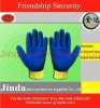 JD-A085 for construction long sleeve latex safety gloves