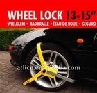 WHEEL CLAMP CAR TIRE LOCK ANTITHEFT