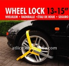WHEEL CLAMP CAR TIRE LOCK ANTITHEFT
