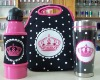 promotional gift set (water bottle+lunch bag+travel mug)