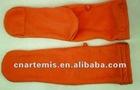 far infrared electric heated half socks