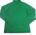 2012 autumn new style women's half zip fleece pullover