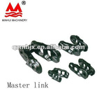 Excavator&bulldozer spare parts PC60-5 track link