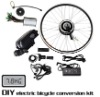 front wheel motor ,li-ion battery Ebike conversion kits