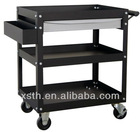 3 Tray Rolling Hand Cart & Trolleys