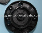 Molding Parts for Plastic Gears