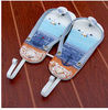 Woodiness Slippers Hooks For Household H048