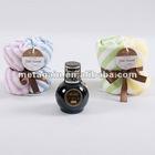 microfiber towel set in gift pack