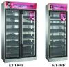 heated-air circulation electrical sterilization shoe cabinet/towel warmer