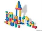 EVA block toy