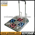 For Xbox 360 xbox360 Metal Dance Platform Dance Mat