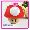 Super Mario Bros RED MUSHROOM Coin Box Piggy Bank NEW TG0901