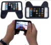 silicone for iphone 4G case gamepad