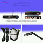 Decoder satellite HD OPENBOX X3 from factory