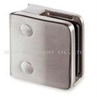 Stainless steel banister fitting