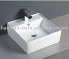 HM-A-15 square ceramic art basin