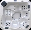 Fiberglass hydro massage A520-L spa for family and friends