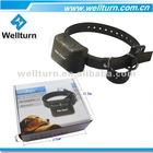 Latest item no bark dog collar pet training collar waterproof & rechargeable WT743