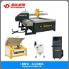 FOSHAN YONGDA Fly-arm working table of CNC water jet
