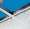 Cheap False ceiling painted Flat Tee Grid