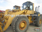 Used KOMATSU 420 wheel loader working condition price cheap