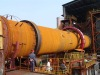 Making cement rotary kiln