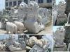 Garden Stone Sculptures