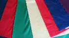 rayon striped fabric