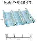 Floor decking YX65-225-675
