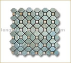 Mosaic from China Quarry Slate Tile mosaic sheets
