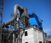 bag house dust collector for cement iron and steel industry