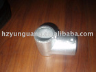 Double-pass cross joint pipe fitting Joint pipe fitting construction hardware fitting