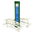 Wab Board Outdoor Fitness Equipment