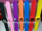 newest silicone jelly watches