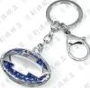 Chevrolet metal key ring