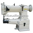 Single-needle Lock stitch Free-arm Cylindrical Industrial Sewing Machine