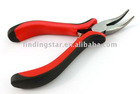 Red/black Bent Nose Plier Wire Wrapping Beading Jewelry Tool #20444
