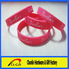 Cheapest multicolor filling-in silicone bracelet