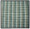 polyester cotton fabric with check design for shirt