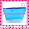 Plastic PVC Cosmetic Bag With Zipper