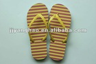 bright yellow rubber sole 2013 beach shoe women
