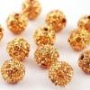 Charming shamballa beads