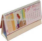 Paper Table Calendar for Products Promotion(SG11CH-DC009)