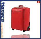 New stylish PU trolley Luggage bag