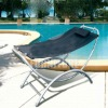 2012 new design leisure style outdoor garden swing bed 087j