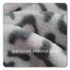 printed coral fleece for bathrobes