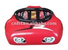 inflatable car shaped kids boat
